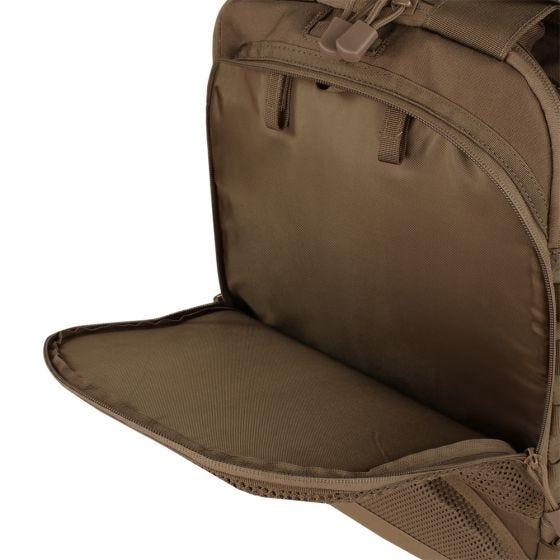 Mochila para exteriores Condor Frontier en marrón
