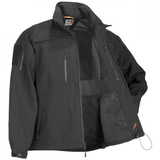 5.11 Sabre 2.0 Jacket Black