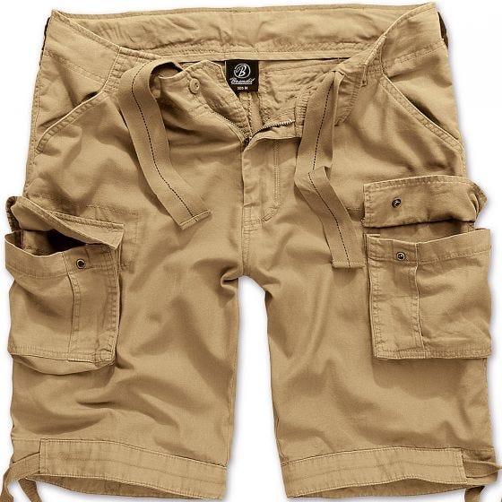 Pantalones cortos Brandit Urban Legend en beige