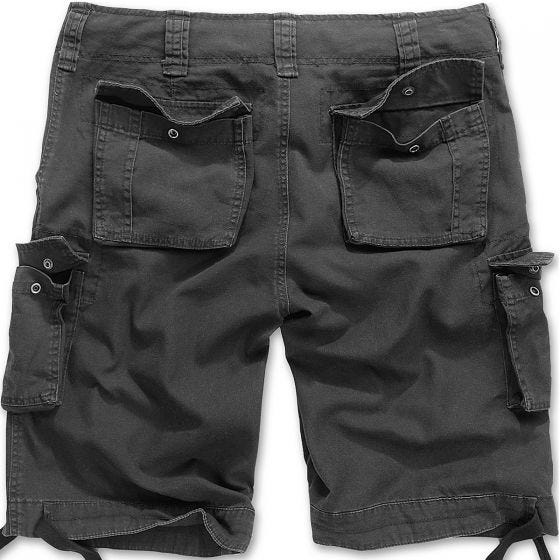 Pantalones cortos Brandit Urban Legend en negro