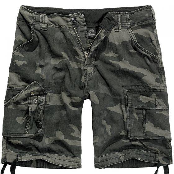 Pantalones cortos Brandit Urban Legend en Dark Camo