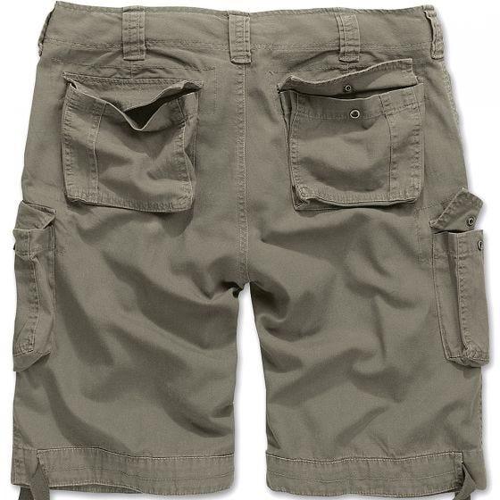Pantalones cortos Brandit Urban Legend en verde oliva