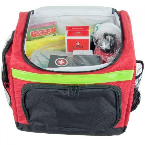 Kit para emergencias de una persona Grab&Go