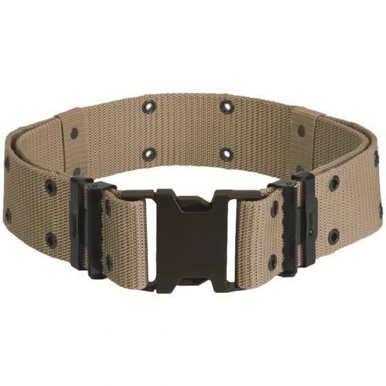 Cinturón Mil-Tec LC-2 en caqui