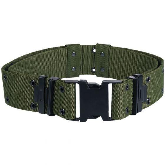 Cinturón Mil-Tec LC-2 en verde oliva