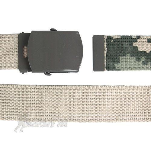 Cinturón de tela Mil-Tec en ACU Digital