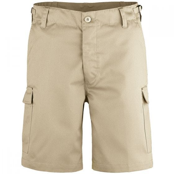 Pantalones cortos Brandit US Ranger en beige