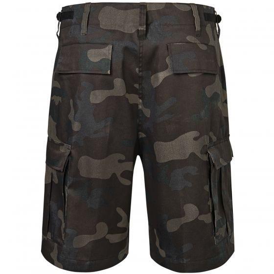 Pantalones cortos Brandit US Ranger en Dark Camo