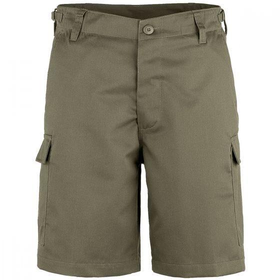 Pantalones cortos Brandit US Ranger en verde oliva