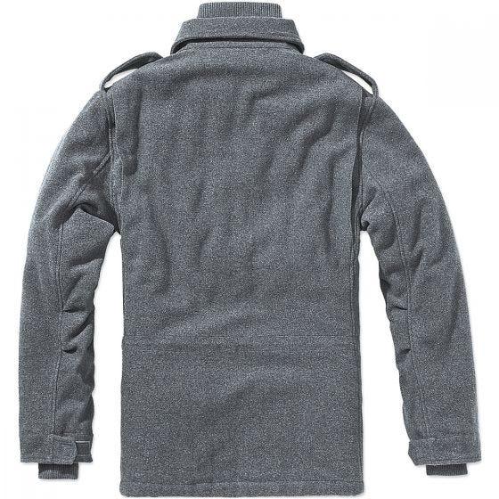 Chaqueta de lana Brandit M-65 Voyager en Anthracite