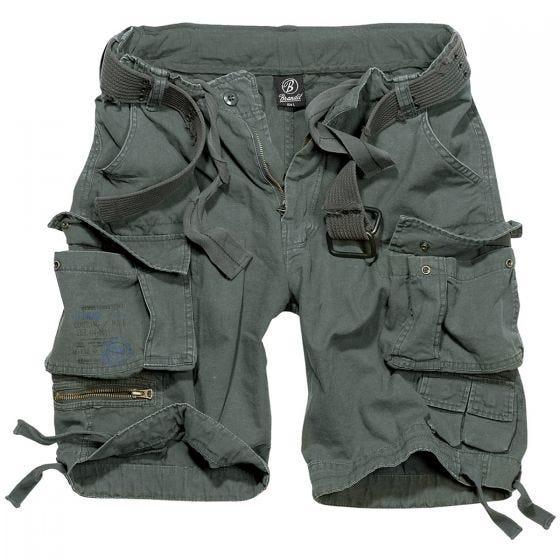 Pantalones cortos Brandit Savage Vintage en Anthracite