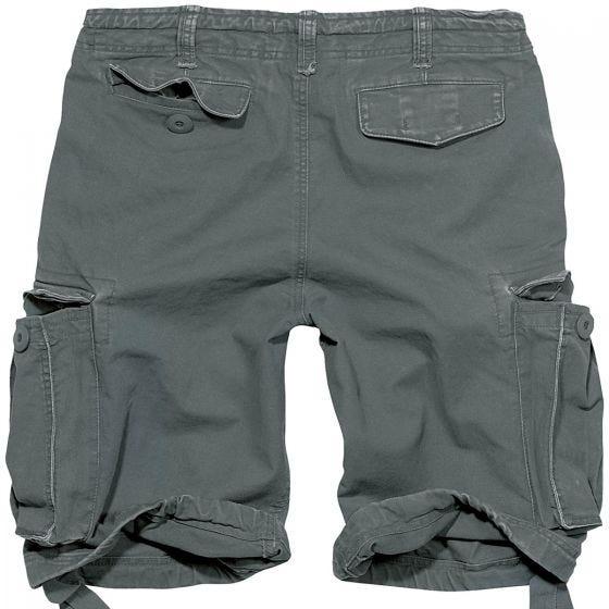 Pantalones cortos Brandit Vintage Classic en Anthracite
