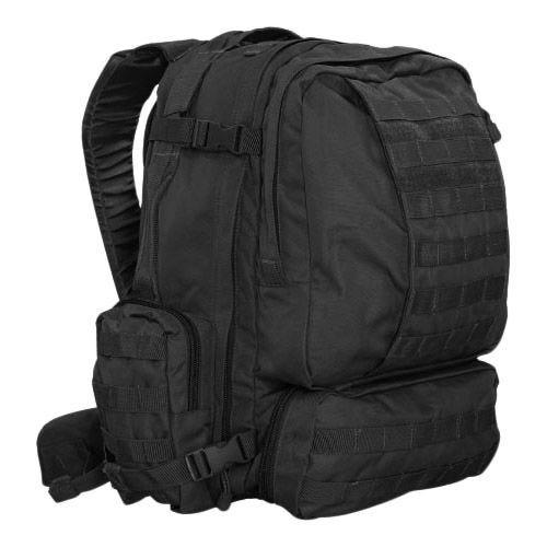 Mochila para pack de asalto Condor 3-Day en negro