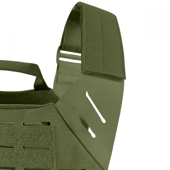 Chaleco portaplacas Condor Elite LCS Vanquish en Olive Drab