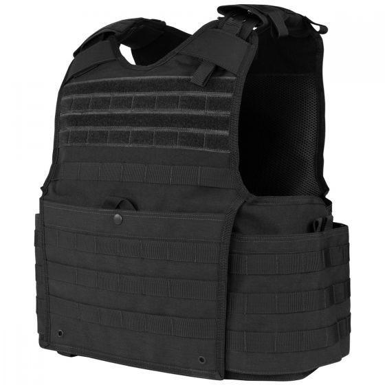 Chaleco portaplacas Condor Enforcer en negro