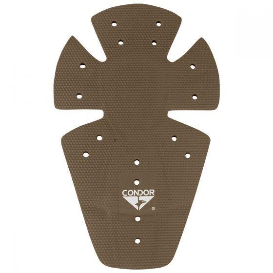 Protectores de rodilla Condor en marrón