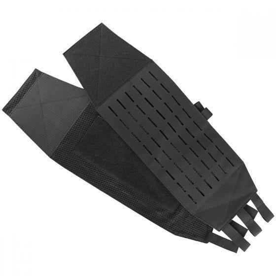 Faja de anclaje modular Condor LCS Vanquish cortada a láser en negro