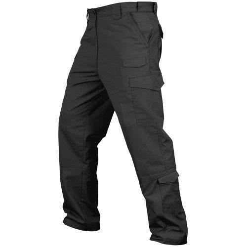 Pantalones tácticos Condor en negro