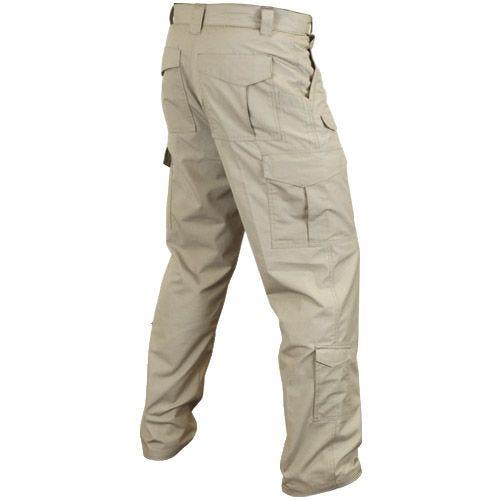 Pantalones tácticos Condor en caqui
