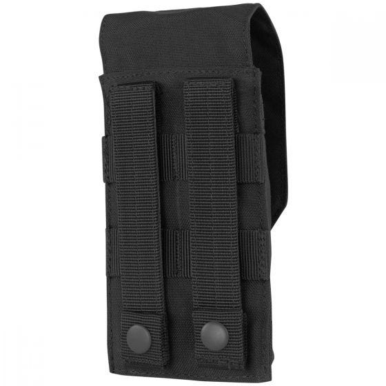 Portacargador universal de rifle Condor en negro