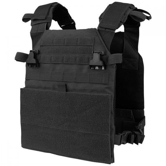 Chaleco portaplacas Condor Vanquish en negro