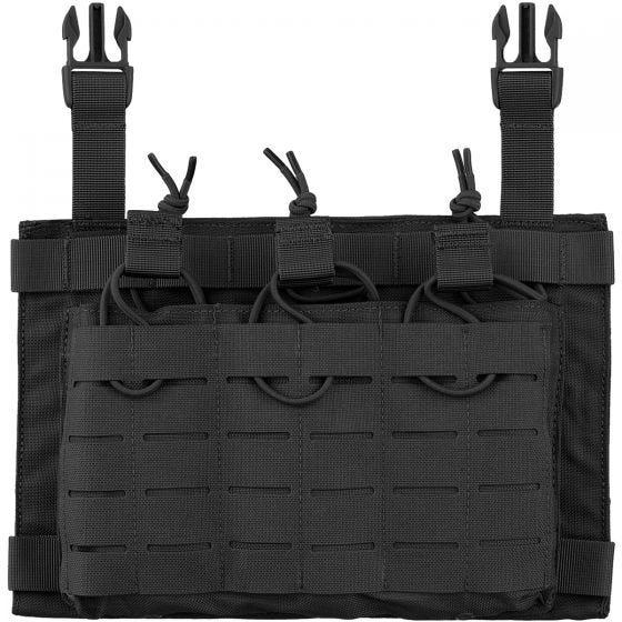 Panel portacargadores triple Condor LCS Vanquish en negro