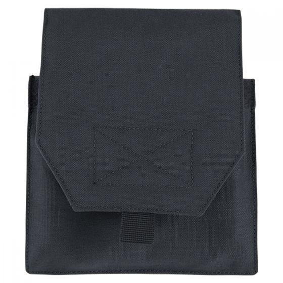 Pack de 2 fundas para placas laterales Condor en negro