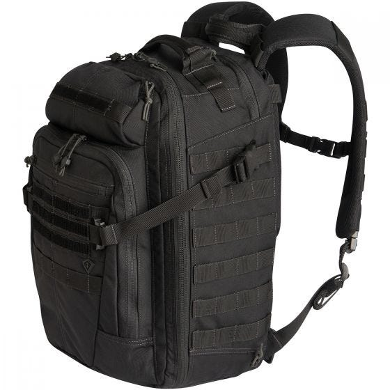 Mochila First Tactical Specialist 1-Day Plus en negro