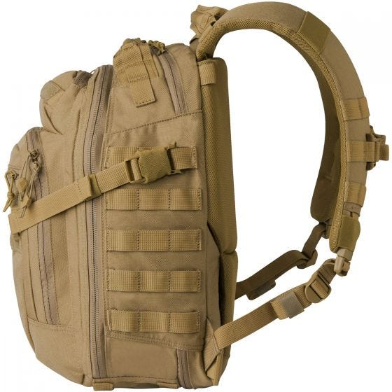 Mochila First Tactical Specialist Half-Day en Coyote