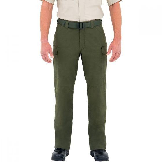 Pantalones para hombre BDU First Tactical Specialist en OD Green