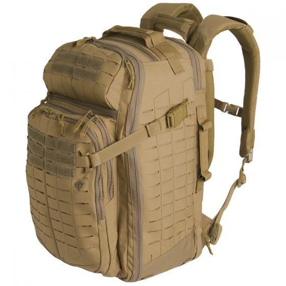 Mochila First Tactical Tactix 1-Day Plus en Coyote