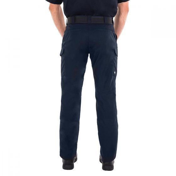 Pantalones tácticos para hombre First Tactical Velocity en Midnight Navy