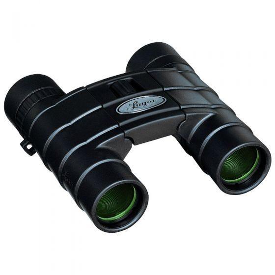 Prismáticos Luger LB 8x22 en negro
