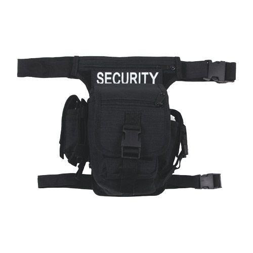 Riñonera MFH Security en negro