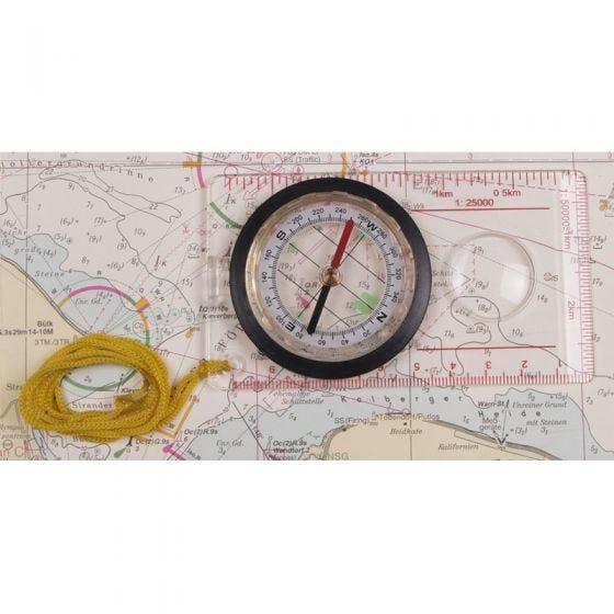 Brújula para mapas MFH