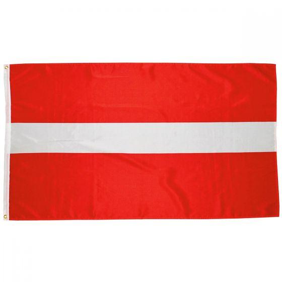 Bandera de Letonia MFH de 90 x 150 cm