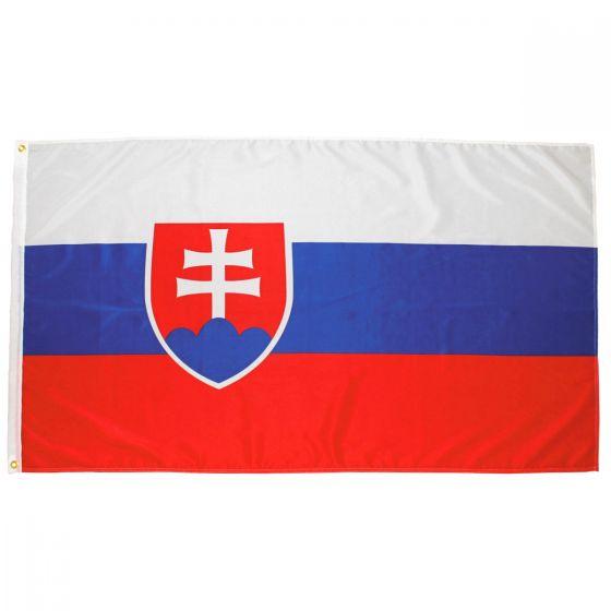 Bandera de Eslovaquia MFH de 90 x 150 cm