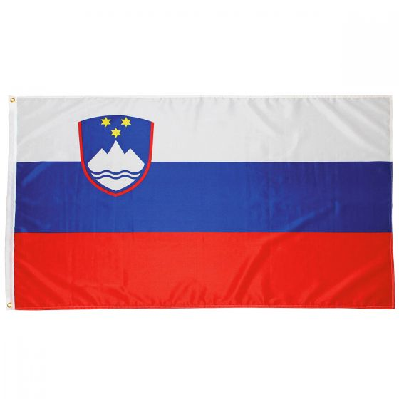 Bandera de Eslovenia MFH de 90 x 150 cm