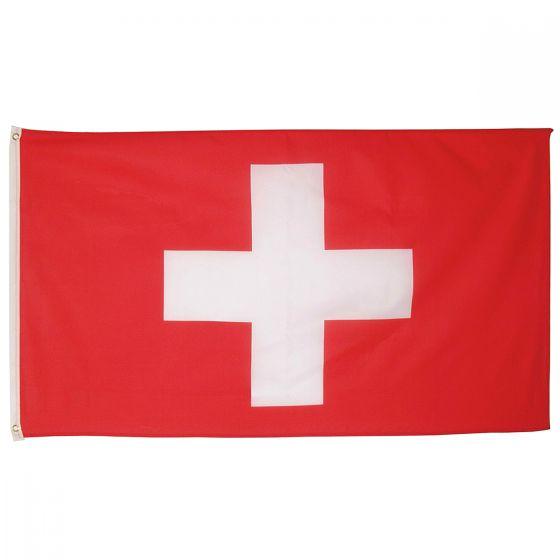 Bandera de Suiza MFH de 90 x 150 cm