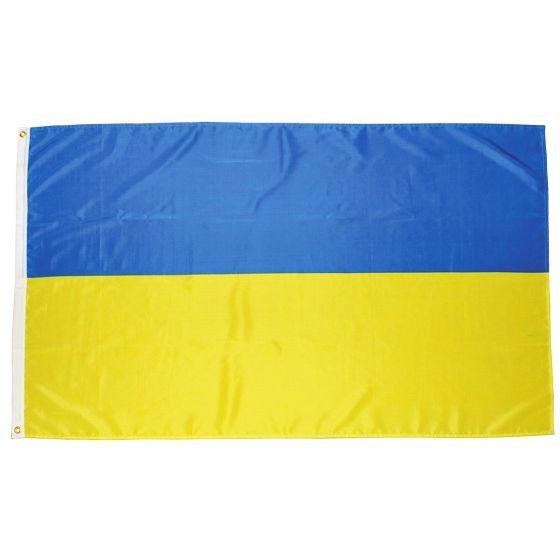 Bandera de Ucrania MFH de 90 x 150 cm