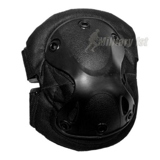 Rodilleras MFH Defence en negro