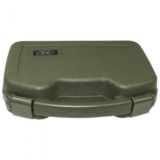 Funda para pistola grande MFH en verde oliva