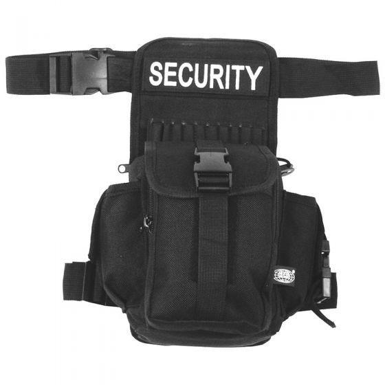 Bolsa MFH Security Fanny en negro
