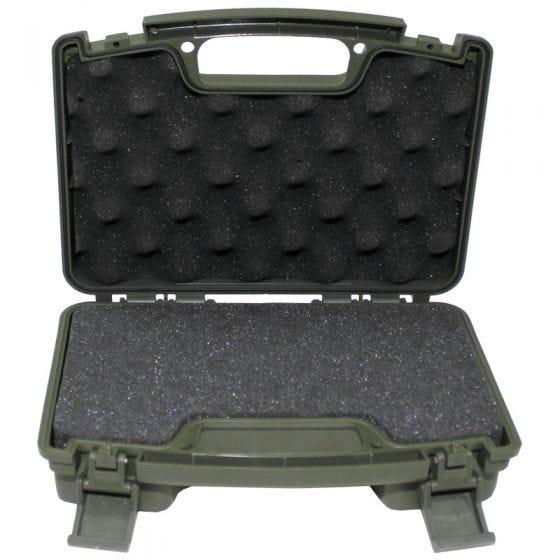 Funda para pistola pequeña MFH en verde oliva
