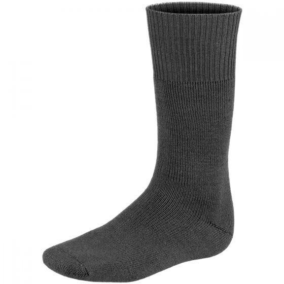 Calcetines largos gordos MFH en gris