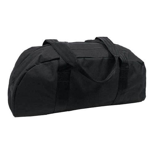 Bolsa de deporte/herramientas MFH en negro
