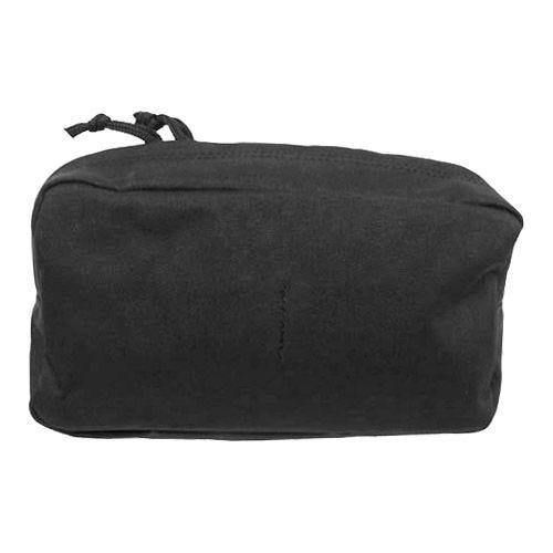 Bolsa multiusos MFH de tamaño grande con sistema MOLLE en negro