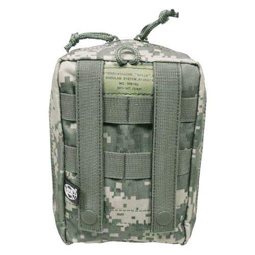 Bolsa para kit de primeros auxilios MFH con sistema MOLLE en ACU Digital