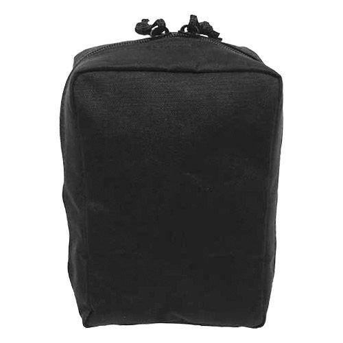 Bolsa para kit de primeros auxilios MFH con sistema MOLLE en negro