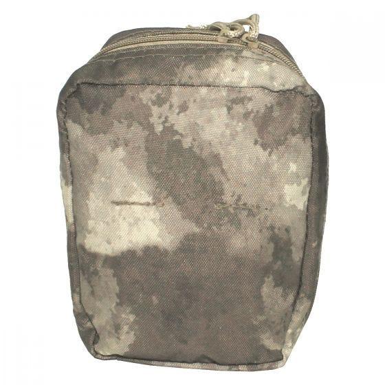 Bolsa para kit de primeros auxilios MFH con sistema MOLLE en HDT Camo AU